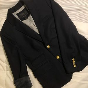 J. Crew Schoolboy Blazer -size 2P
